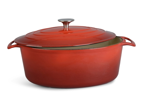 d703fe6c928 AHJUPOTT Ovaal MALM 6 L punane « Ahjunõud / küpsetamine ...
